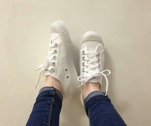 converse, hipster, and fashion image