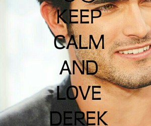 and, hoechlin, and derek hale image
