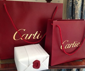 cartier and luxury image