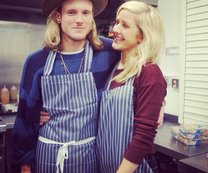 dougie poynter, Ellie Goulding, and McFly image