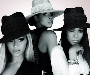 beyoncé, kelly rowland, and michelle williams image
