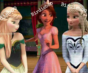 anna, forever, and friends image