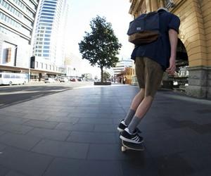 skate, huf, and boy image
