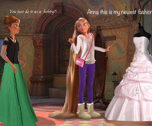 rapunzel and friends image