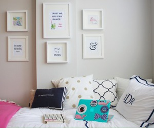 room and preppy image