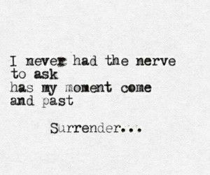 surrender and billy talent image