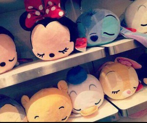 donald, stich, and mickey image