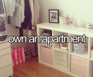 apartment, before i die, and bucketlist image