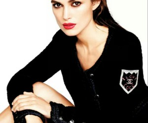 keira knightley, beauty, and chanel image