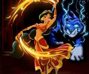 jasmine, disney, and avatar image