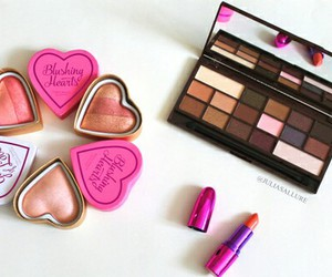 cosmetics, lipstick, and makeup image