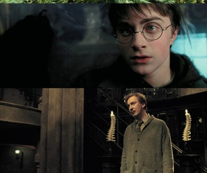 harry potter, hp, and remus lupin image