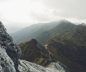 nature, mountains, and wanderlust image