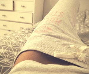 bed, blogger, and girl image