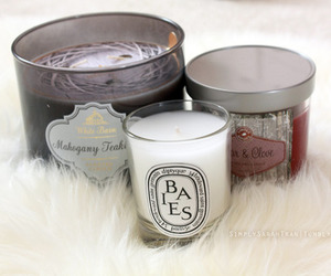 candles, autumn, and pretty image