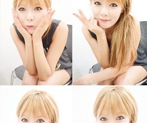 korean, kpop, and 4 minute image