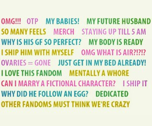 books, fiction, and otp image