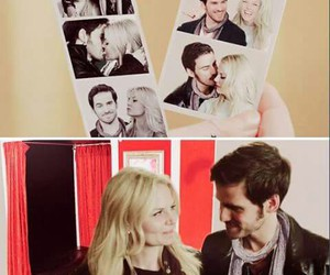 emma, hook, and once upon a time image