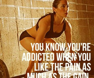 addicted, exercise, and funny image