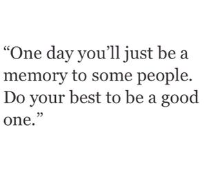 good, you, and memory image