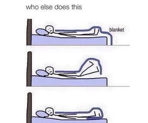funny, me, and sleep image