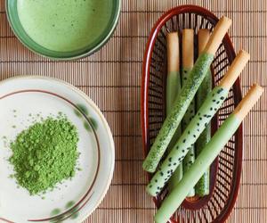 dessert, green, and snacks image