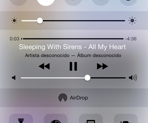 song, sleeping with sirens, and grunge image