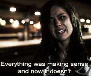 90210, quotes, and sad image