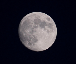 moon, sky, and indie image