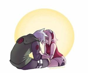 kakashi, sakura, and hatake image