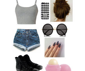 fashion, girl, and Polyvore image