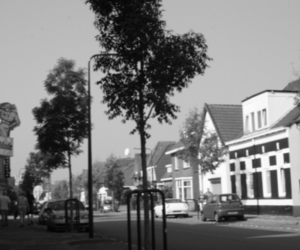 amsterdam, black and white, and photo image