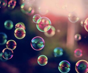 bubbles, photography, and ○● image