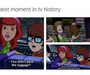 scooby doo and funny image