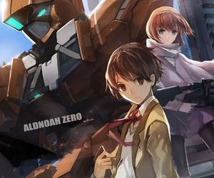 anime, aldnoah zero, and asseylum image