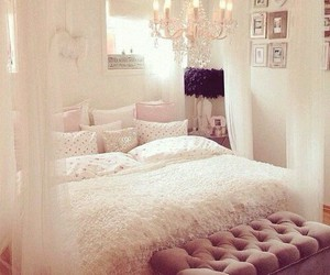 beautiful, girly, and bedroom image