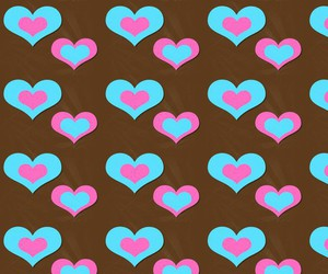 corazones, hearts, and wallpaper image