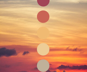 colors, sky, and nature image