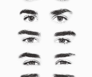 eyes, justin bieber, and justin image