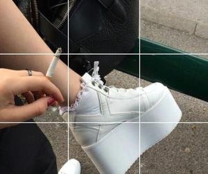 shoes, soft grunge, and cute image
