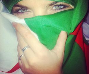 Algeria, eyes, and dz image