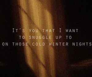 cuddle, love, and cold image