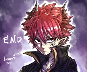 fairy tail, natsu dragneel, and end image