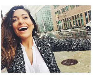 snow, bethany mota, and cute image