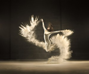 dance, fly, and art image