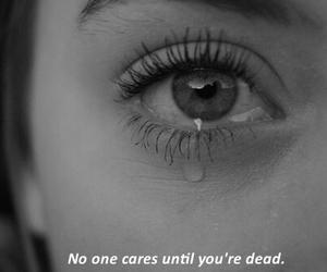cry, sad, and true image