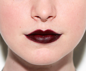 lips, make up, and fashion image