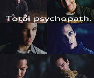 Hot, Psycho, and the vampire diaries image