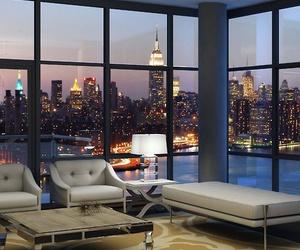 luxury, city, and house image