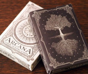 magic, tarot, and witch image